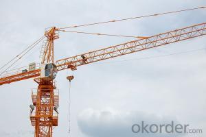DAHA Tower Crane QTZ63