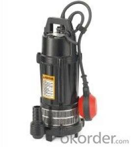 Cast Iron Submersible Pump for Clean Water