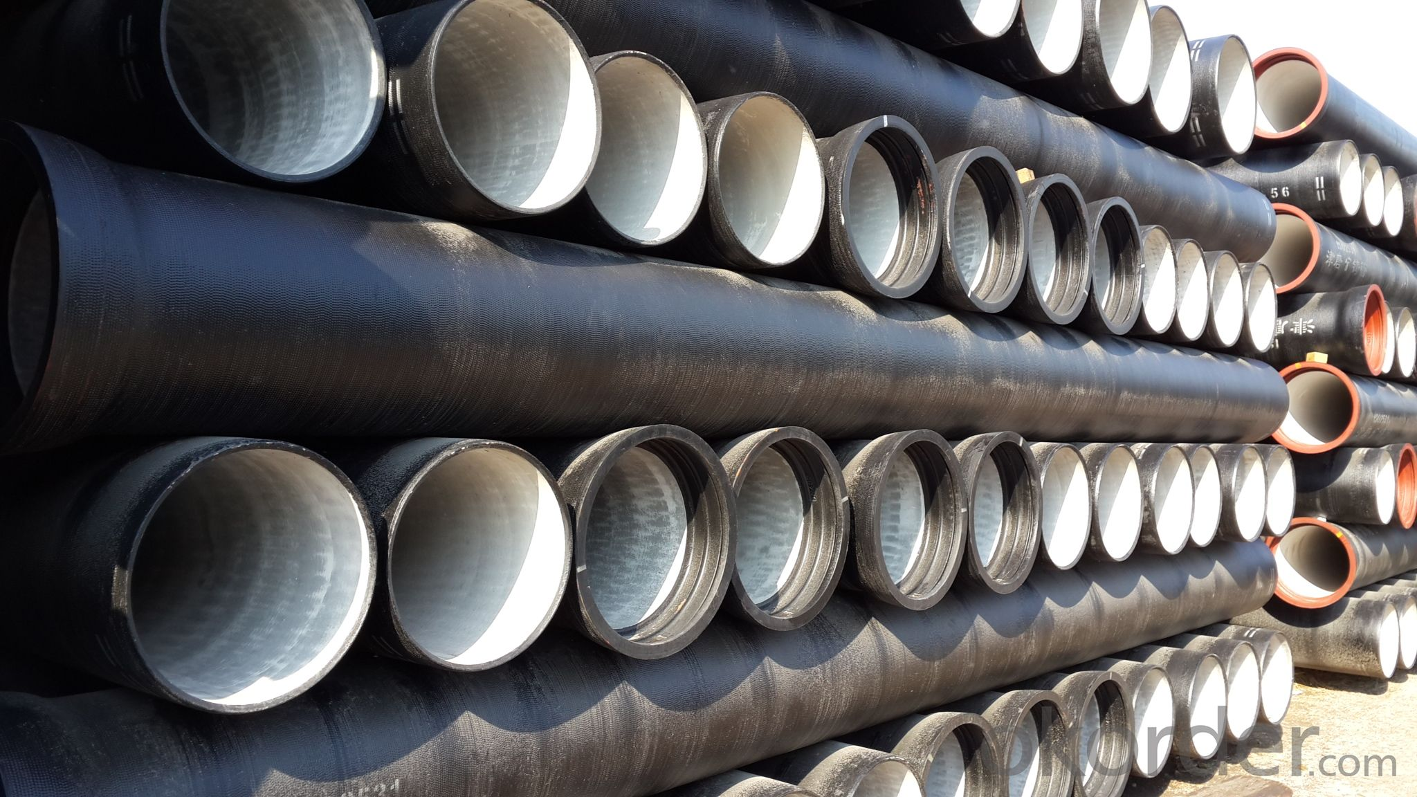 DUCTILE IRON PIPE DN3700