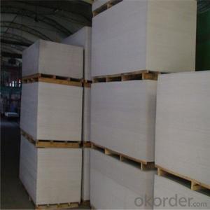 Standard Size Calcium Silicate Board