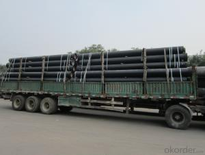 DUCTILE IRON PIPE DN2400