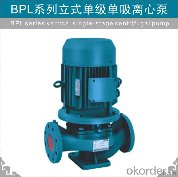 BPL Single Stage Centrifugal Pump