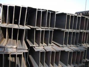 Hot Rolled Structural Steel H-Beam JIS Standard
