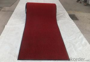 PVC dustproof corridor carpet runner