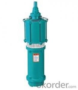 Multistage Submersible Pump for Clean Water