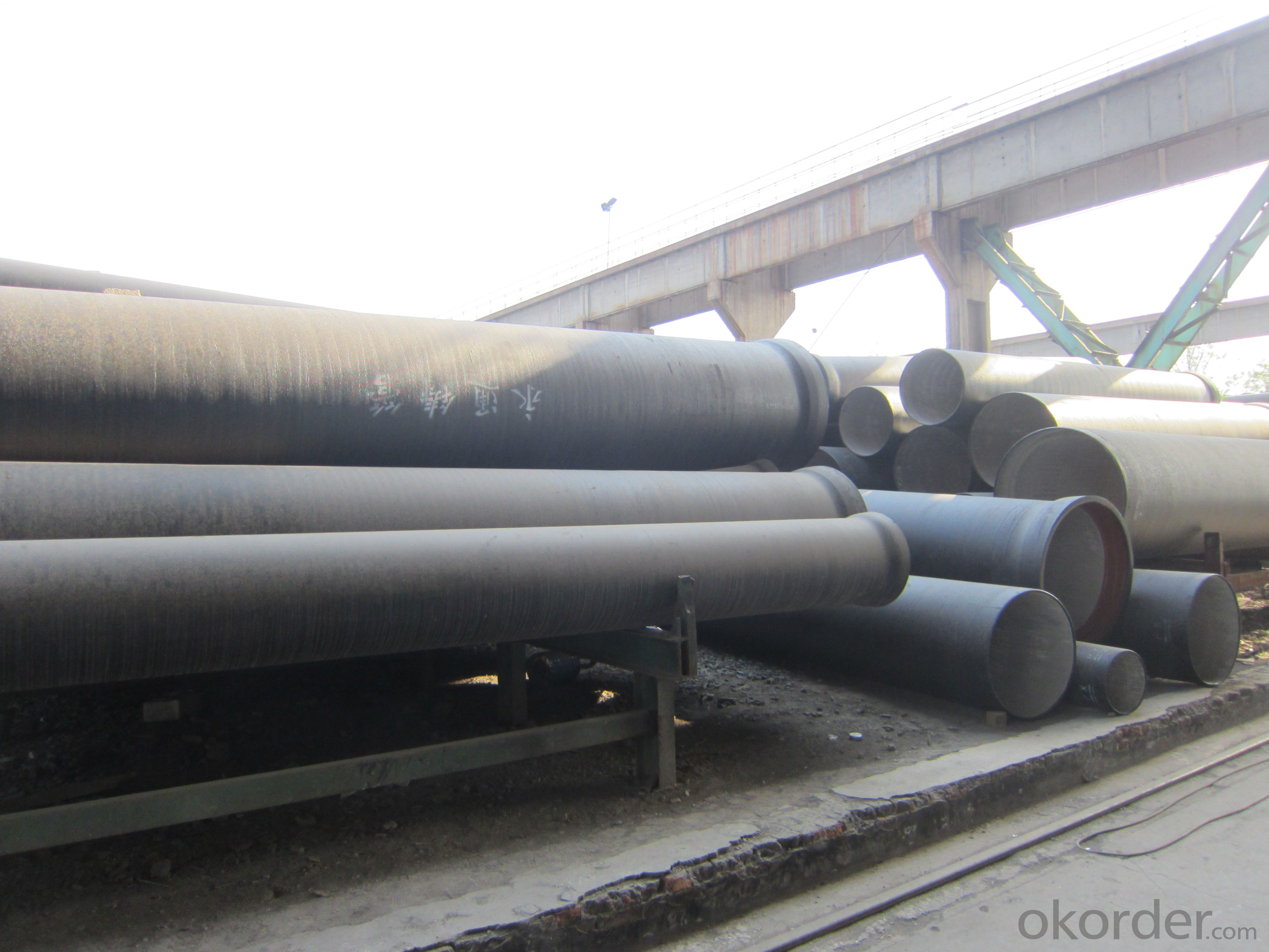 ductile iron pipe of china 1000