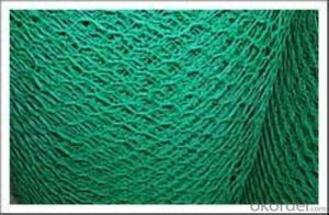 PVC Coated Wire Mesh 0.6 mm Gauge