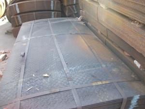 HOT ROLLED STEEL SHEET