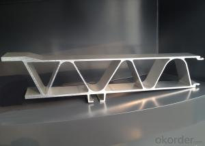 Aluminum profile  for subway