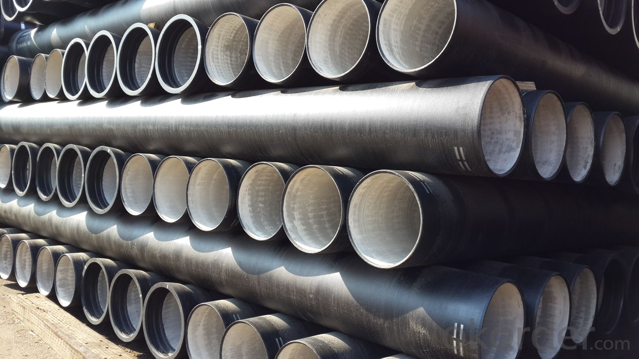 DUCTILE IRON PIPE DN2900