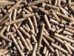pine wood pellet