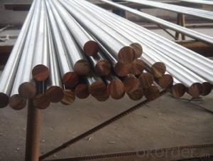Steel Round Bar GB Q235 Q195 5-100MM Hot Rolled High Quality