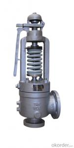 High Performance WC6 Safety Valve For Steam Service