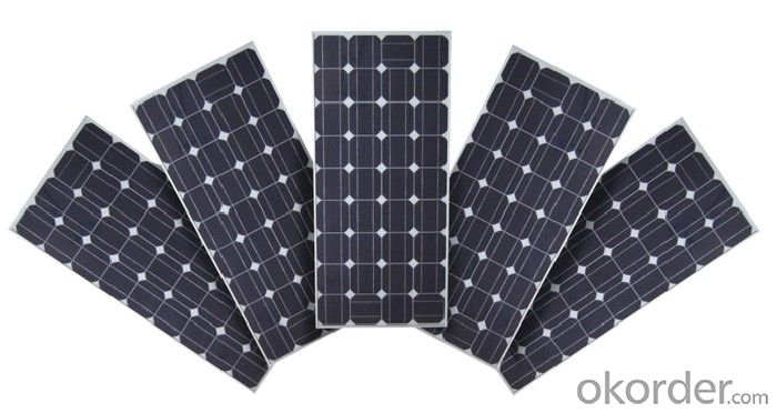 Wholesale Solar Panel With Frame And Mc4 Connector From