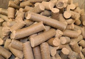 monthly supply 80000ton Wood Pellet of high heat value