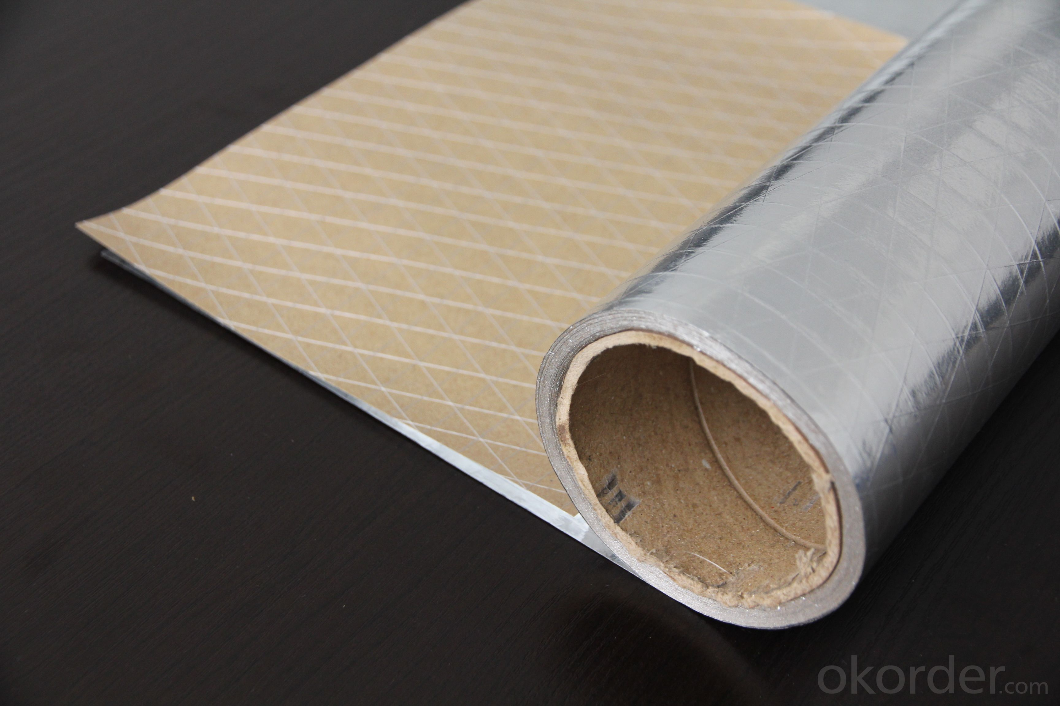 Buy Aluminum Foil Facing For Rockwool And Mineral Wool