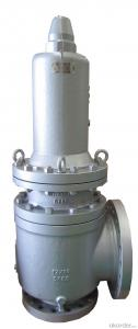High Performance WCB Safety Valves For Steam Service