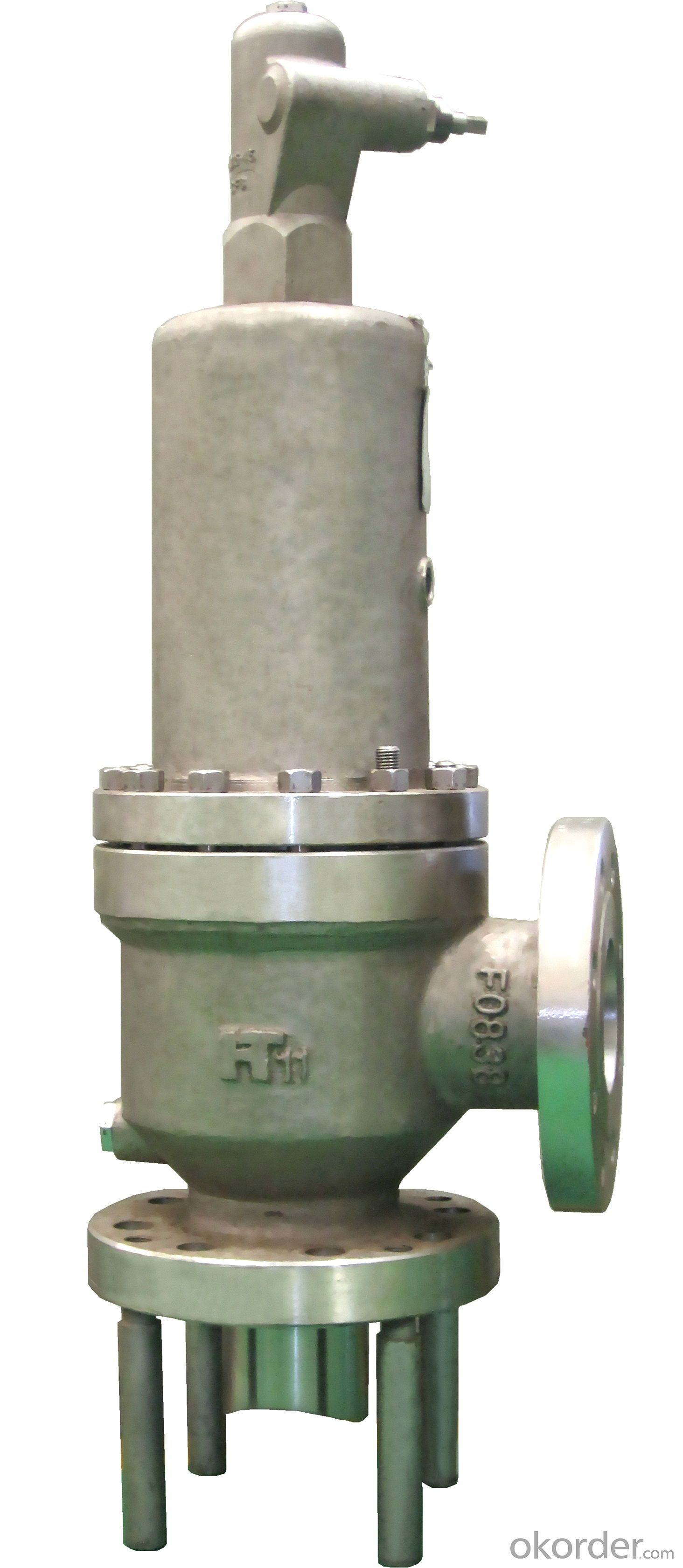 High Performance WCB Pressure Relief Valve