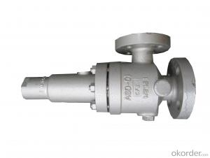 High Performance Coventional type Pressure Reducing Valve