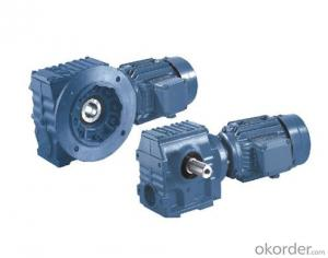 Helical Worm Reducer- S