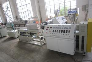 PP-RPEPPPE-RT  Pipe Production extruder Line