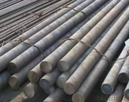 Chinese Standard High Prime Round Bar Steel