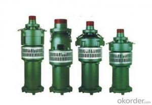 QD,Q Series Submersible Water Pumps