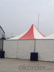Trade show booth tent