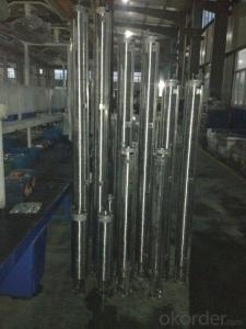 QJ Multistage Deep-well Submersible Pumps