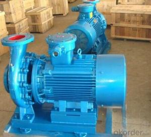 ISW Horizontal Centrifugal Water Pumps