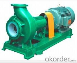 IHF Fluoroplastic Alloy Centrifugal Pump