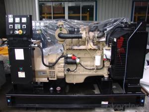 Disel Generator Set Cummind Engine