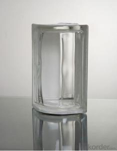 Glass Block (Corner Block - A)