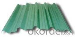 Corrugated Color Steel Sheet  2