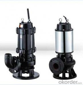 Sewage Submersible Centrifugal Pumps ( WQ Series )