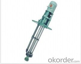 FYH Fluoroplastic Submerged Pump