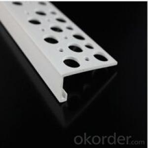 PVC drywall bead/ pvc corner bead for wall protect