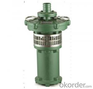 QD,Q Series Submersible Water Pump