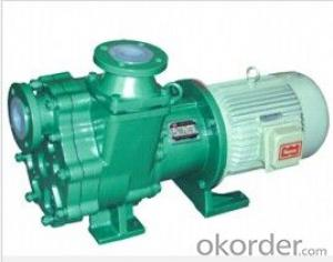 ZMD Fluoroplastic Alloy Self-priming Magnetic pump