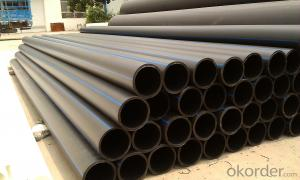HDPE PIPE ISO4427-2000 DN355