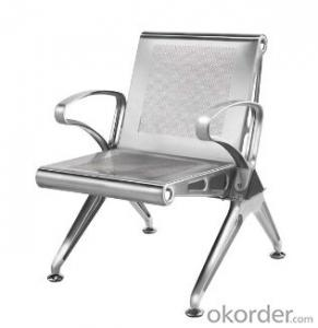 Latest Stainless Steel Waiting Chair 600-K03