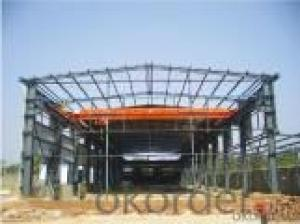 Steel Structure With High Quality