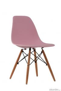 Modern Plastic eames dining chair