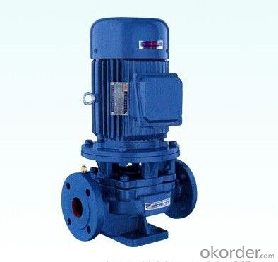 SG, SGR Pipeline Water Pump