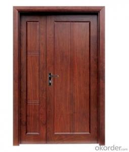 Iron Steel Security Metal Door 1705