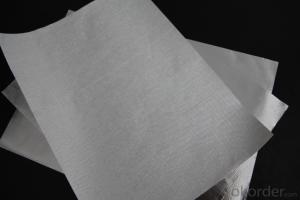 Aluminum Foil Facing, Fiberglass Foil Facing