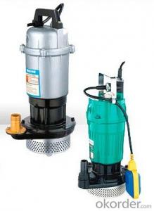 QDX.QX Series Submersible Water Pumps