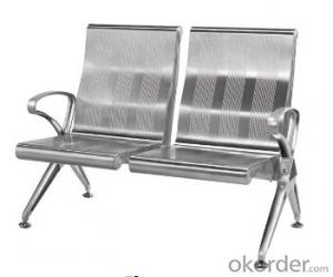 Latest Stainless Steel Waiting Chair 600-02H