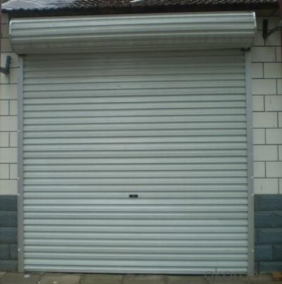 Automatic Sectional Garage Door with Top Quality