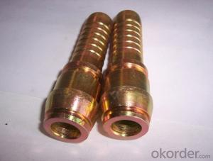 SWAGED METRIC FITTINGS DN6